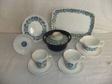 C4 Pottery FF Norway Turi Design - Tor Viking - plates, cups & saucers 6B5C