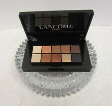 LANCOME EYE SHADOW PALETTE - SHIMMER - 10 SHADES (DELUXE FULL SIZE PALETTE)