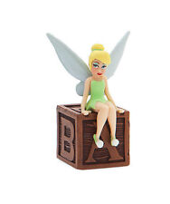Disney Store Tinkerbell Tink Peter Pan Toy Village Figure Figurine Cake Topper