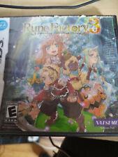 Rune Factory 3: A Fantasy Harvest Moon -American Copy-