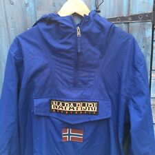 Napapijri Jacket. Parka Rainforest Light Weight. Size XL.