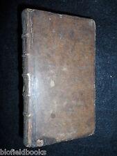 L'Espion Dans Les Cours Des Princes Chretiens - 1731 - Marana - Leather Binding
