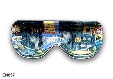 KELVIN CHEN Enamel Eyeglasses Copper Handpaint Tray Holder Time Square New York