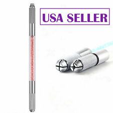 Microblading 3D Eyebrow Permanent Makeup Tools Manual Tattoo Pen Pencil Machine