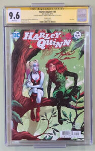 Harley Quinn #30 2016 CGC Signature Series 9.6 Conner Palmotti