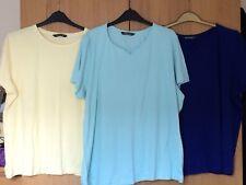 Ladies Tops T Shirts Size XL 22 24 Bonmarche