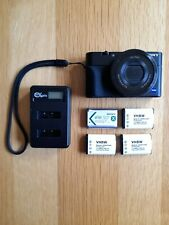Sony DSC-RX100 MK1 20.2MP Digital Camera With EXTRAS