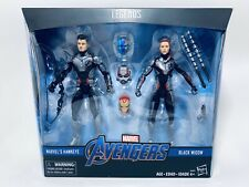 Marvel Legends 2 pack Hawkeye & Black Widow Avengers Endgame
