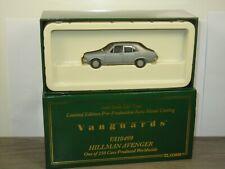 Hillman Avenger - Vanguards Pre-Production VA10499 - 1:43 in Box *43696
