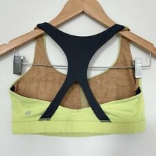 lululemon 50 Rep Sports Bra Green Size 8