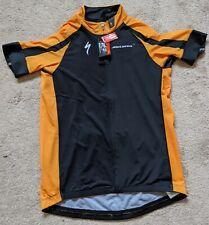 Specialized Short Sleeve Cycle Men's Jersey F1 McLaren Black/Orange Size XL BNWT