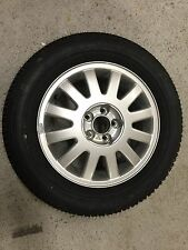 """AUDI, VW, BMW, 12 habló 15"""" Aleación y completamente nuevo Dunlop Neumático"""