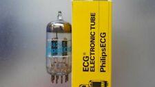 2x GB - 6201 Philips ECG gematcht 12AT7,ECC81,E81CC,ECC801S für Röhrenverstärker