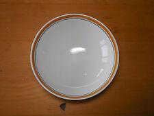 """Franciscan Japan PICKWICK Set of 3 Soup Cereal Bowls 6"""" Orange"""
