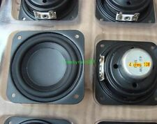"2pcs 2.75""inch 70MM 4Ohm 4Ω 10W Neodymium Full-range speakers Loudspeaker for JL"