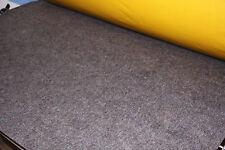 Dämmfilz, Filz, 5 mm stark, Meterware, meliert, selbstklebender Filz, Nadelfilz