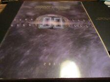 "PROGRAMME DE CONCERT ""JOHNNY HALLYDAY : LA TOURNEE DES STADES 2003"" lumineux"