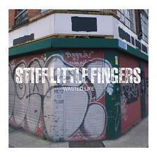 Stiff Little Fingers(2CD Album)Wasted Life-Secret-SMDCD580-UK-2007-New