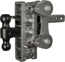 """GenY 1325 Drop Hitch 9"""" Adjustable Bumper Hitch 2.5"""" Receiver 21k Tow"""