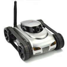 happycow 777-270 WiFi Remote Control I-Spy Tank Toy Video With Camera ED