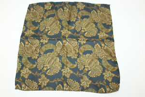 MODAITALIA POCKET SQUARE Handkerchiefs Silk F6464 Made in Italy