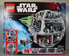 New and Sealed LEGO Star Wars Death Star 10188 - Retired Free Shipping