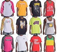 Trukfit Men's Tank Top Long and Short Sleeve Tee Shirts Choose Size & Color