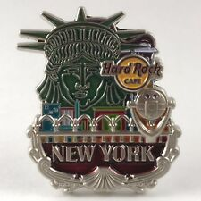 New York exclusive pin core city icon discontinued liberty statue Hard Rock Cafe