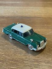 Schuco Mirako Car 1001/1 Mercedes Benz Polizei Blechspielzeug
