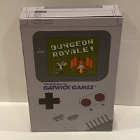 Dungeon Royale! Gatwick Games Special Edition Kickstarter miniatures Unpunched