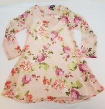 Nordstrom Tildon Multi Color Floral Bell Sleeve Slip Dress Size XS Lot Of 2