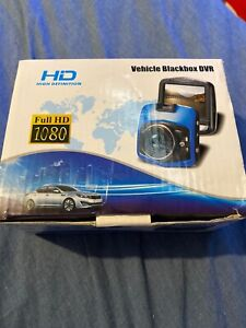 HD 1080 Black Box DVR Recorder In Car Camera With Mount