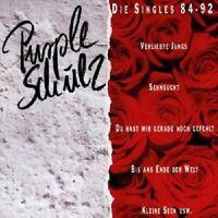 "PURPLE SCHULZ ""SINGLES 1984-1992"" CD NEU"