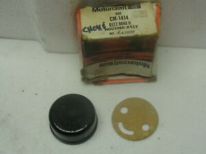 NOS Ford Motorcraft Mustang Carb Choke Cover & Gasket  CM-1414  D1ZZ-9848-D