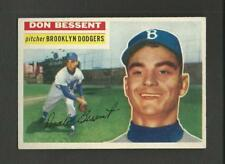 1956 Topps Don Bessent RC #184...NM