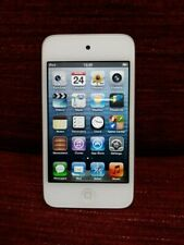 Apple Ipod Touch 4th Generation 16Gb Go White Face A1367 WiFi Used