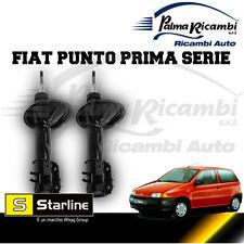 KIT 2 AMMORTIZZATORI ANTERIORI STARLINE FIAT PUNTO PRIMA SERIE 1.1, 1.2, 1.6