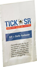 TICK SR TICK REMOVER WIPES ORIGINAL TICK OFF 10 PACK. (2 PACKS OF FIVE)