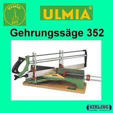 Ulmia Gehrungssäge Modell 352L mit Längeneinsteller - Längsanschlag