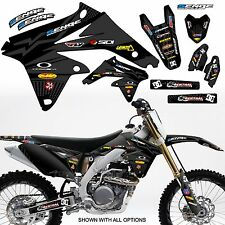 JR50 GRAPHICS KIT JR 50 SUZUKI DECALS DECO STICKERS ALL YEARS PIT BIKE MOTO