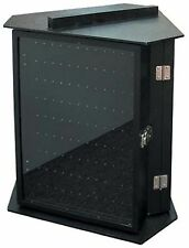 """Locking Countertop 3 Sided Rotating Body Jewelry Display Holds 324 pcs 19"""" H"""