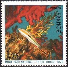 "FRANCE N°2005 ""PARC DE PORT-CROS"" NEUF xx TTB"
