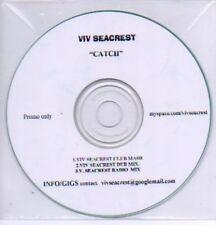 (316L) Viv Seacrest, Catch - DJ CD