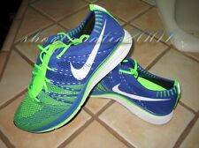 Nike Flyknit Trainer Non HTM Supreme SB Royal Green Kobe Koston Lab OG 7.5