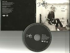 DUFFY Mercy RARE 1 Track PROMO RADIO DJ CD Single 2007 USA ISLR 16861