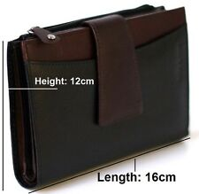 RFID SLEEVE FREE. Quality Full Grain Cow Hide Leather Purse. Style No: 24056.