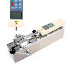 500N Digital Force Meter Push Pull Force Gauge Tester Pull Test Equipment