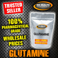 PURE L-GLUTAMINE POWDER MICRONIZED 1KG | Premium Quality Amino Acid