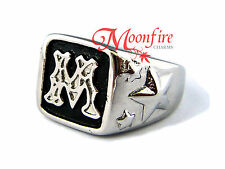 THE MORTAL INSTRUMENTS MORGENSTERN FAMILY RING SIZE US 7 AND 8 SHADOWHUNTER STAR