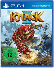 Knack 2 (Sony PlayStation 4, 2017) Versiegelt NEUWARE